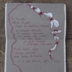 « Lianes » carnet
