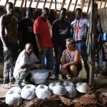 Atelier des fondeurs de Kaloum (Conakry)